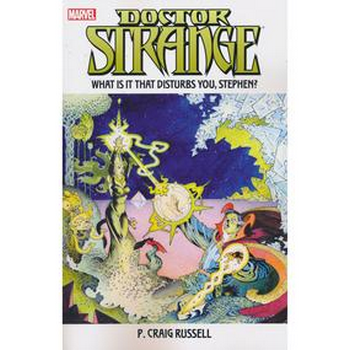 Doctor Strange : What Is It That Disturbs You Stephen TP