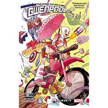 Gwenpool Vol. 1 : Believe It TP
