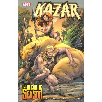 Ka-Zar : Burning Season TP