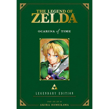 Legend of Zelda Vol. 1 : Ocarina of Time SC