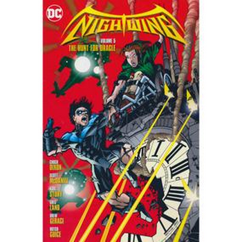 Nightwing Vol. 5 : Hunt For Oracle TP