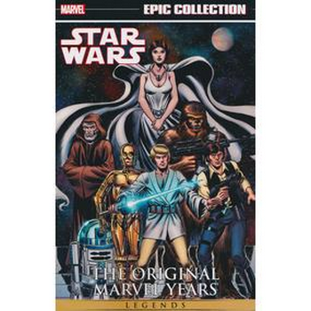 Star Wars Legends Epic Collection :  Original Marvel Years TP