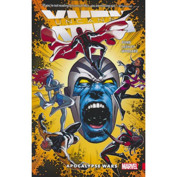 Uncanny X-Men (2016) Vol. 2 : Apocalypse Wars TP