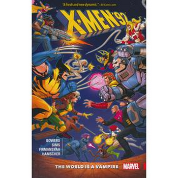 X-Men 92 Vol. 1 : World is a Vampire TP