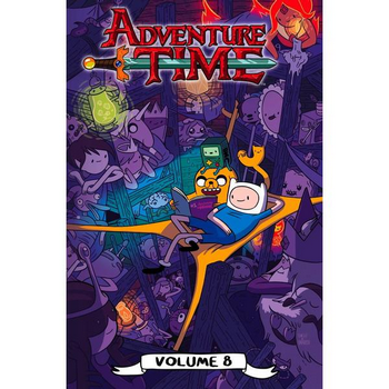 Adventure Time Vol. 8 TP