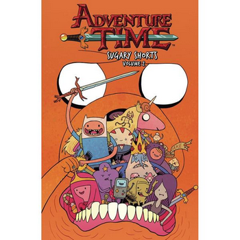 Adventure Time : Sugary Shorts Vol. 2 TP