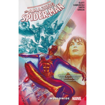 Amazing Spider-Man Worldwide Vol. 3 TP