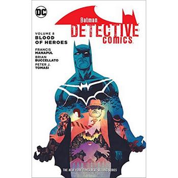 Batman - Detective Comics Vol. 8 : Blood of Heroes TP