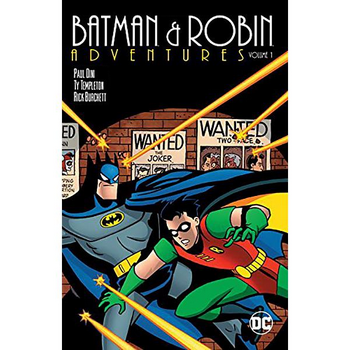 Batman & Robin Adventures Vol. 1 TP