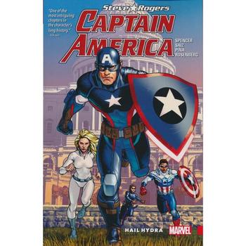 Captain America Steve Rogers Vol. 1 : Hail Hydra TP