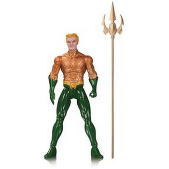 DC DS Capullo : Aquaman action figure