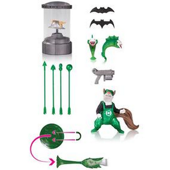 DC Icons Accessory Pack Set 1 for Action Figures