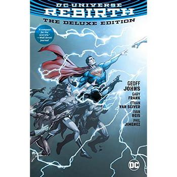 DC Universe : Rebirth Deluxe Edition HC