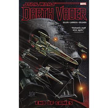 Darth Vader Vol. 4 : End of Games TP
