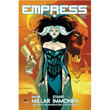 Empress 1-7 Complete Set