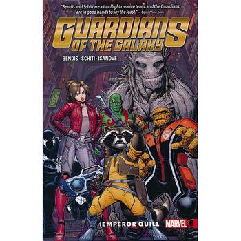 Guardians of the Galaxy New Guard Vol. 1 : Emperor Quill TP