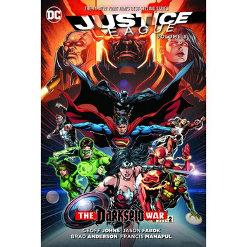 Justice League Vol. 8 : Darkseid War Part 2 TP