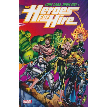 Luke Cage Iron Fist & Heroes For Hire Vol. 1 TP