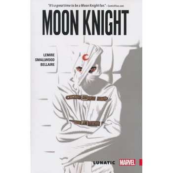 Moon Knight ( 2016 ) Vol. 1 : Lunatic TP