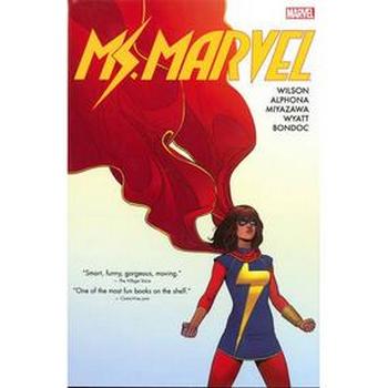 Ms Marvel Omnibus Vol. 1 (O)HC