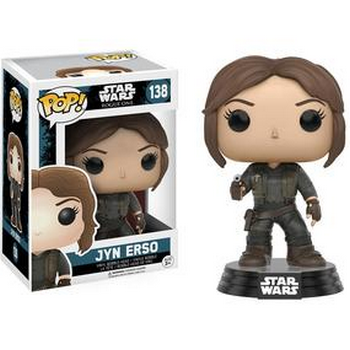 Pop Vinyl Star Wars Rogue One : Jyn Erso