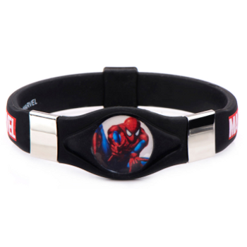 Spider-Man Rubber Bracelet