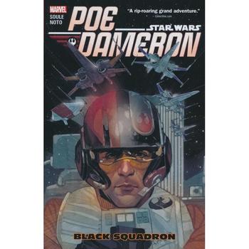 Star Wars Poe Dameron Vol. 1 : Black Squadron TP