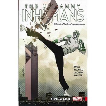 Uncanny Inhumans Vol. 3 : Civil War II TP