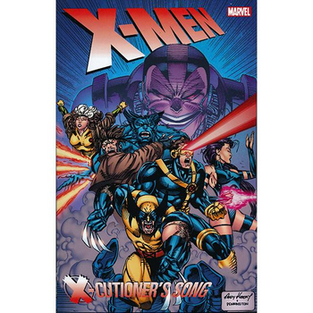 X-Men : X-Cutioner's Song TP