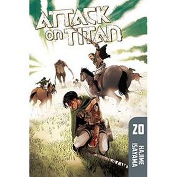 Attack on Titan Vol. 20 SC