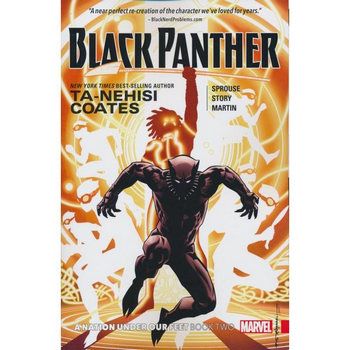 Black Panther Vol. 2 : A Nation Under Our Feet Bk 2 TP