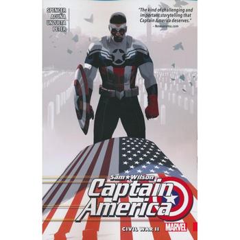 Captain America Sam Wilson Vol. 3 : Civil War II TP