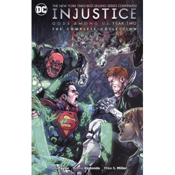 Injustice Gods Among Us Year Two : Complete Collection TP