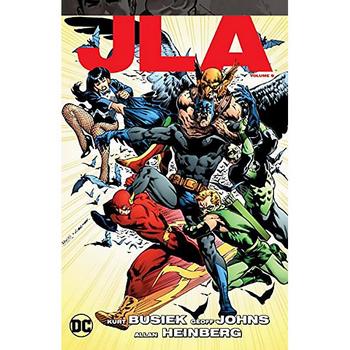 JLA Vol. 9 TP