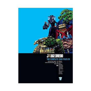 Judge Dredd : Complete Case Files Vol. 28 SC