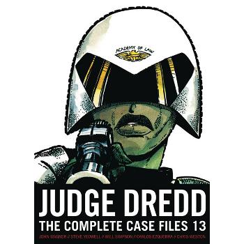 Judge Dredd : Complete Case Files Vol. 13 SC