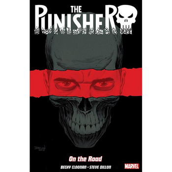 Punisher ( 2016 ) Vol. 1 : On The Road TP