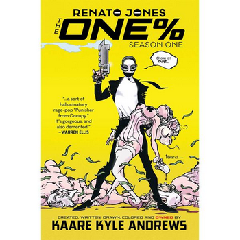 Renato Jones : The One% Season One TP