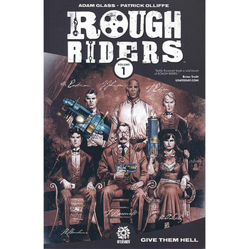 Rough Riders Vol. 1 : Give Them Hell TP