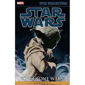 Star Wars Legends Epic Collection :  Clone Wars Vol. 1 TP