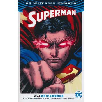 Superman Vol. 1 : Son of Superman TP ( Rebirth )