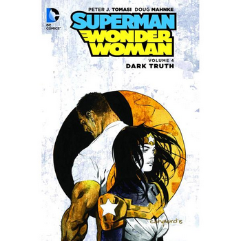 Superman/Wonder Woman Vol. 4 : Dark Truth TP