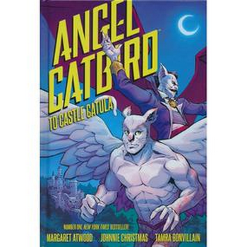 Angel Catbird Vol. 2 : To Castle Catula HC