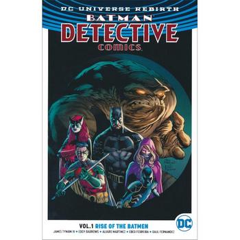 Batman - Detective Comics Vol. 1 : Rise of Batmen TP (Rebirth)