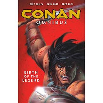 Conan Omnibus Vol. 1 : Birth of the Legend TP