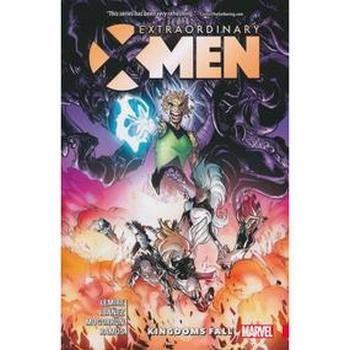 Extraordinary X-Men Vol. 3 : Kingdoms Fall TP