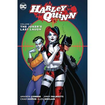 Harley Quinn Vol. 5 : Joker's Last Laugh TP