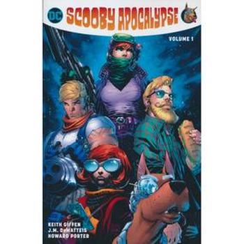 Scooby Apocalypse Vol. 1 TP