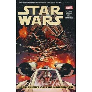Star Wars Vol. 4 : Last Flight of the Harbinger TP