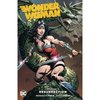 Wonder Woman Vol. 9 : Resurrection TP